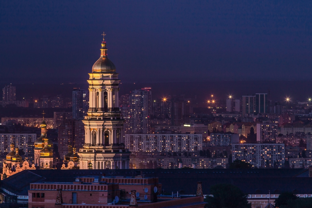 Kyiv IT Hub software