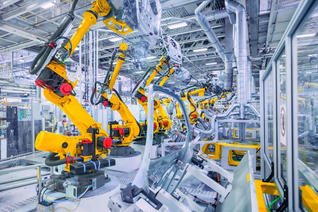 Future of Work Robotics