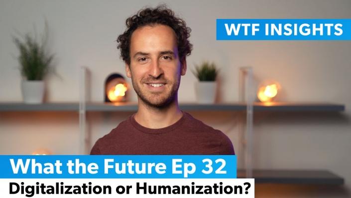 Humanization against Digitalization of work