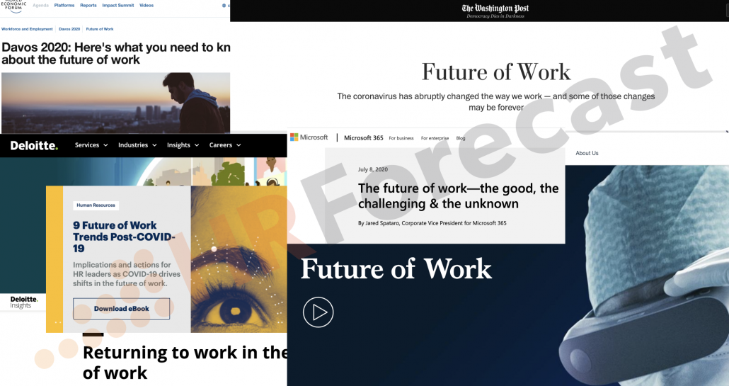 Future of Work fundamentals