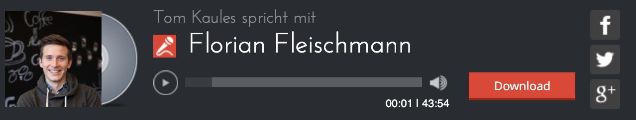 AI in Human Resources with HRForecast. Florian Fleischmann