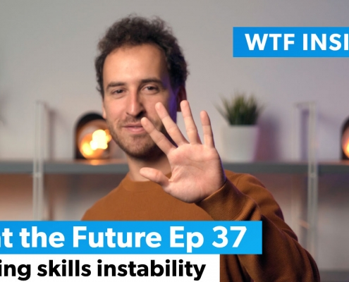 Growing skills instability