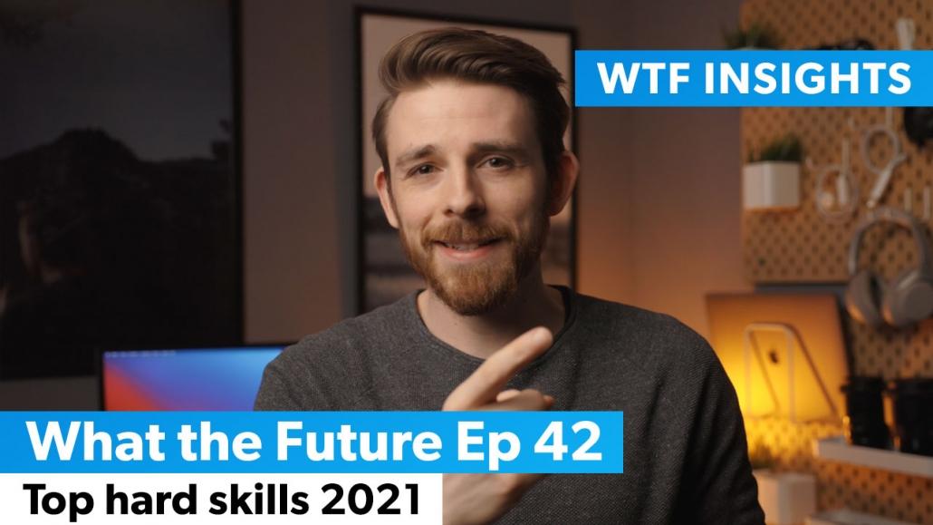 Top hard skills 2021