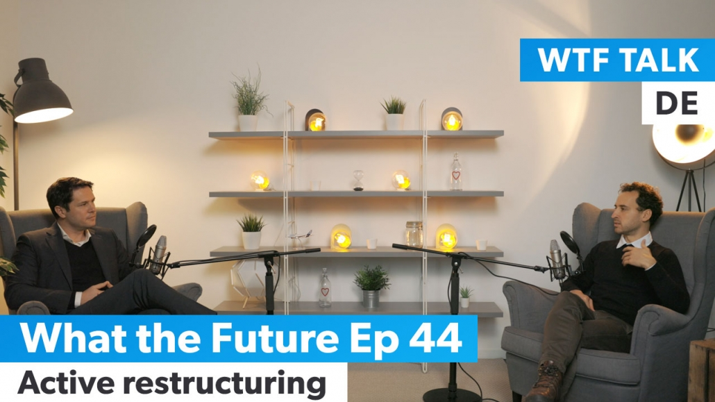 Active HR restructuring | Dr. Gunnar Binnewies — What the Future Ep 44 (DE)